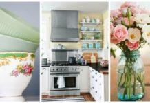 Voici des façons créatives de décorer votre maison avec des objets que vous avez déjà